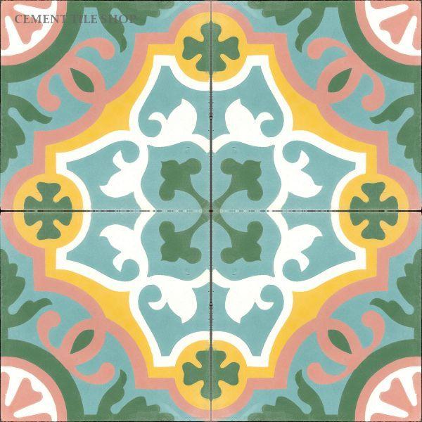 Cement Tile Shop | Amalia