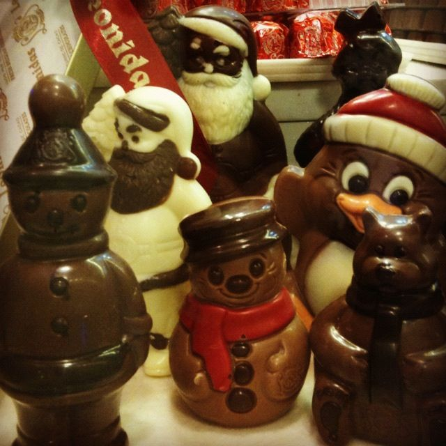 Image result for chocolate figurines