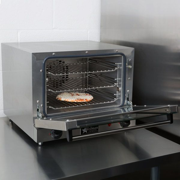 Star Ccoq 3 Electric Countertop Quarter Size Convection Oven 120v Convection Oven Countertop Convection Oven Convection