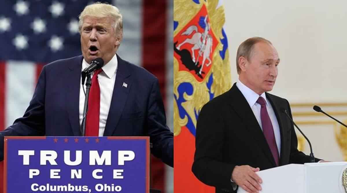 Donald Trump's victory was rigged by Russian officials #DonaldTrump, #PresidentialElection, #RiggedResult, #Russia