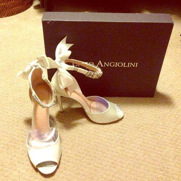 Enzo Angiolini Heels Enzo Angiolini Nordia Evening Pumps..worn once Enzo Angiolini Shoes Heels