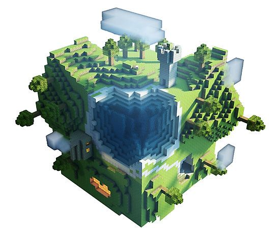 Download Planet Minecraft Wallpapers