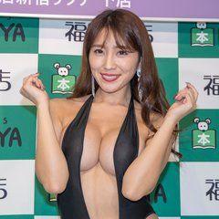 gカップ森咲智美 度肝を抜く 衣装 で登壇 フォトsp 画像25 40 芸能ニュースならザテレビジョン ニュース スーパーモデル モデル