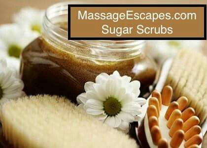 Indulge in taking care of yourself. Spa services including #sugarscrub is an added treat. www.MassageEscapes.com Phoenix, Arizona #MassageEscapes