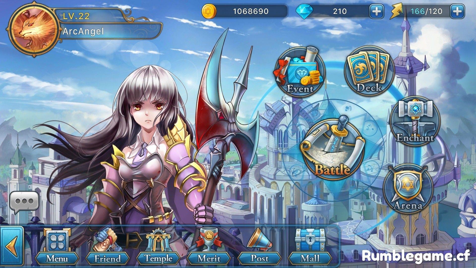 Heroines fantasy strategy card games fantasy heroine