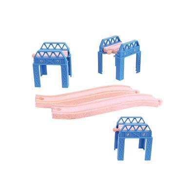 BigJigs Toys Construction Support Play Set