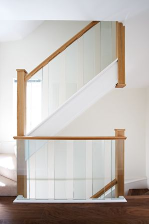 Best Stunning Glass Spindle Staircase Bespoke Staircases 400 x 300