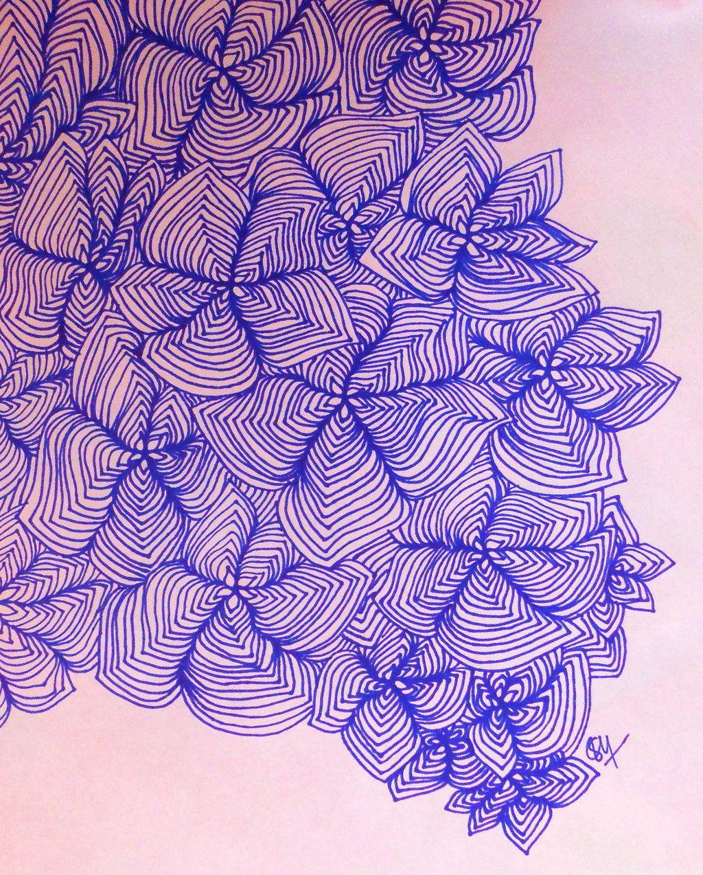 blue flowers tumblr - Pesquisa Google