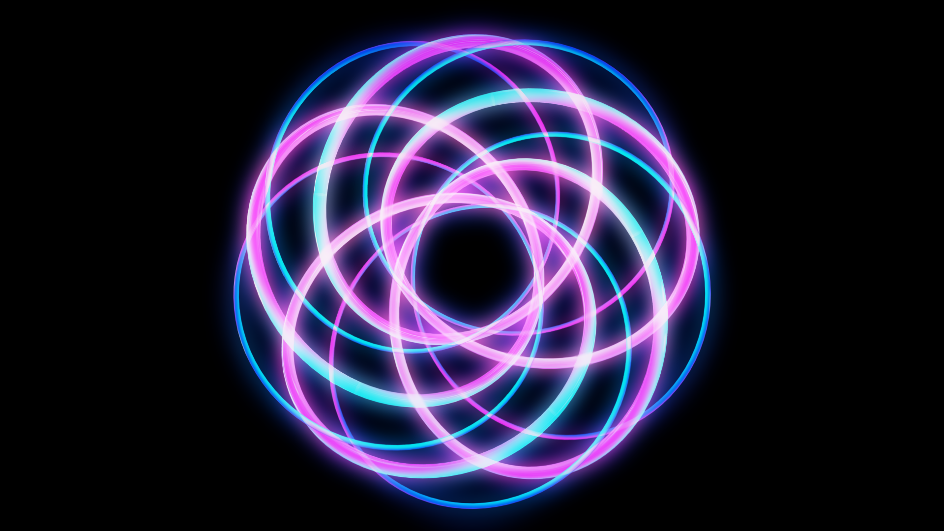 Shapeshifters is a set of 50 VJ Loops - 3D shapes and forms
