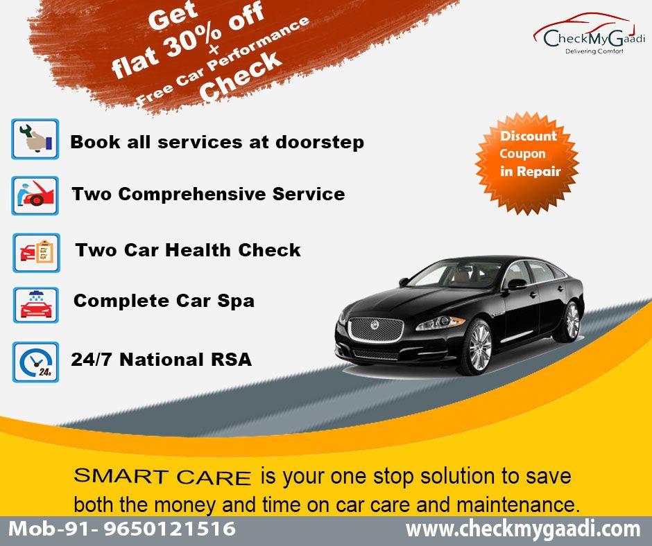 Doorstep Car Service In Delhi NCR Car care, Health check