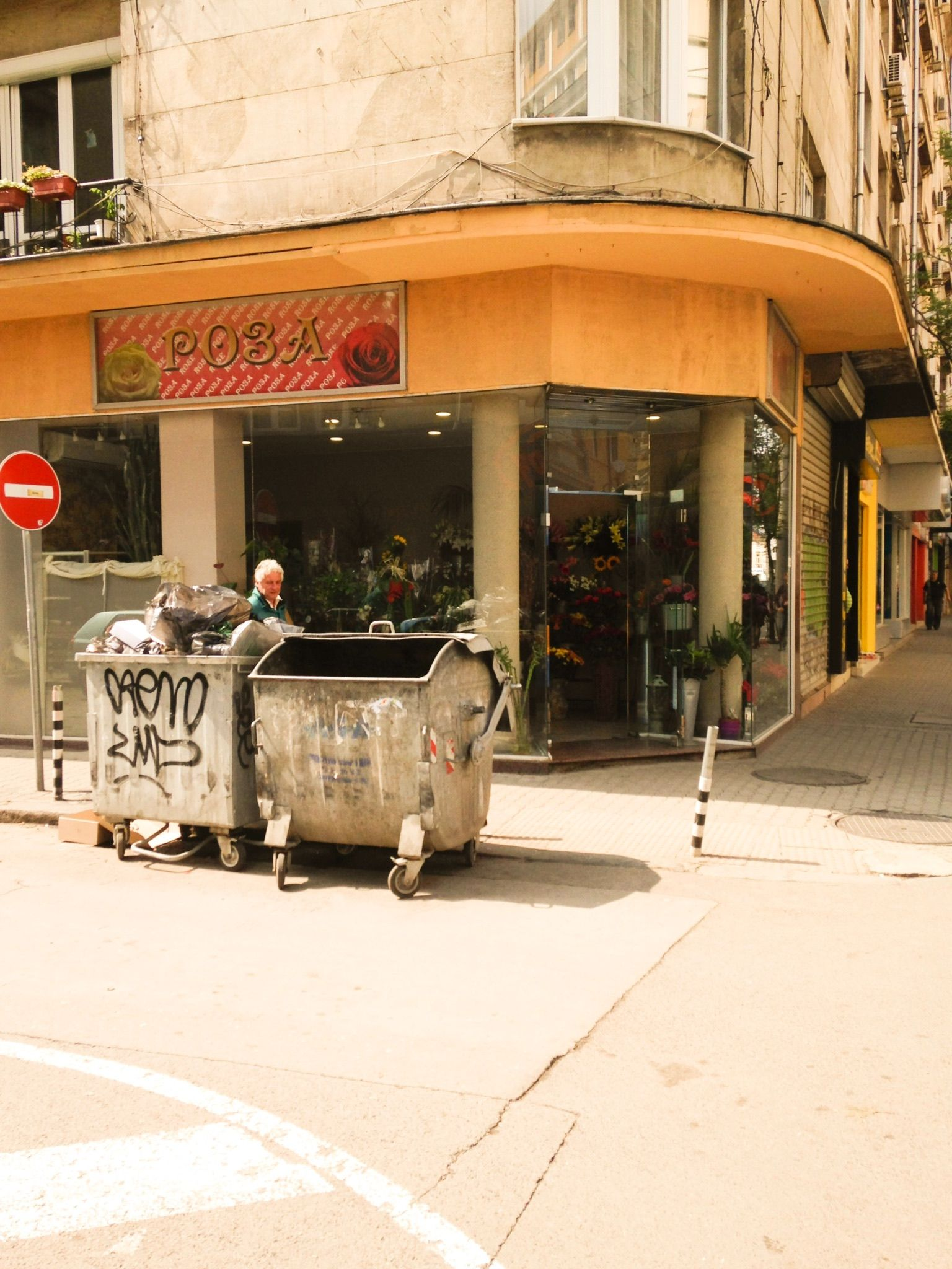 Flower Shop Roza, Ул. Стефан Караджа 24, София, Европа