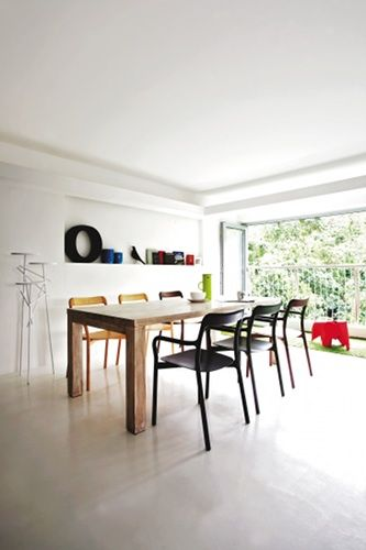 Hdb 5 Room Renovation: Inspirations: The Minimalist 5 Room HDB