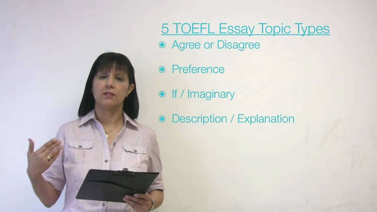 Please help me with my TOEFL essay! :)?