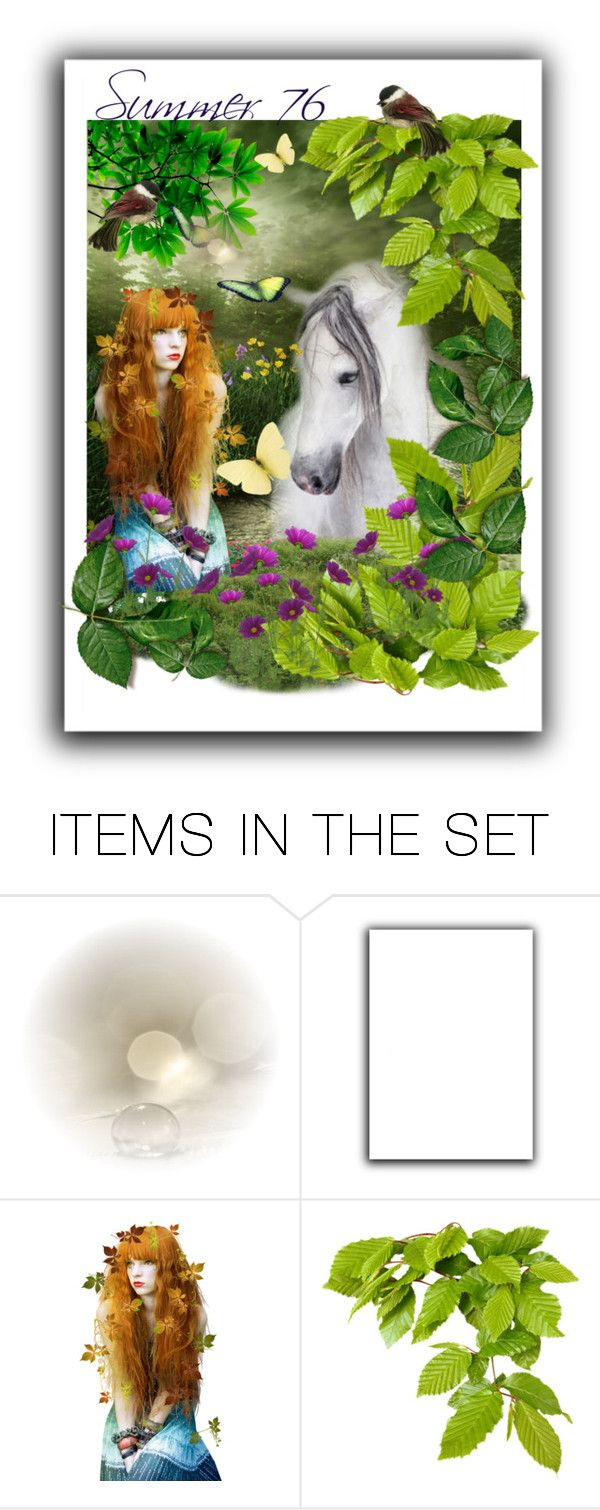 """Summer 76"" by morag667 ❤ liked on Polyvore featuring art"