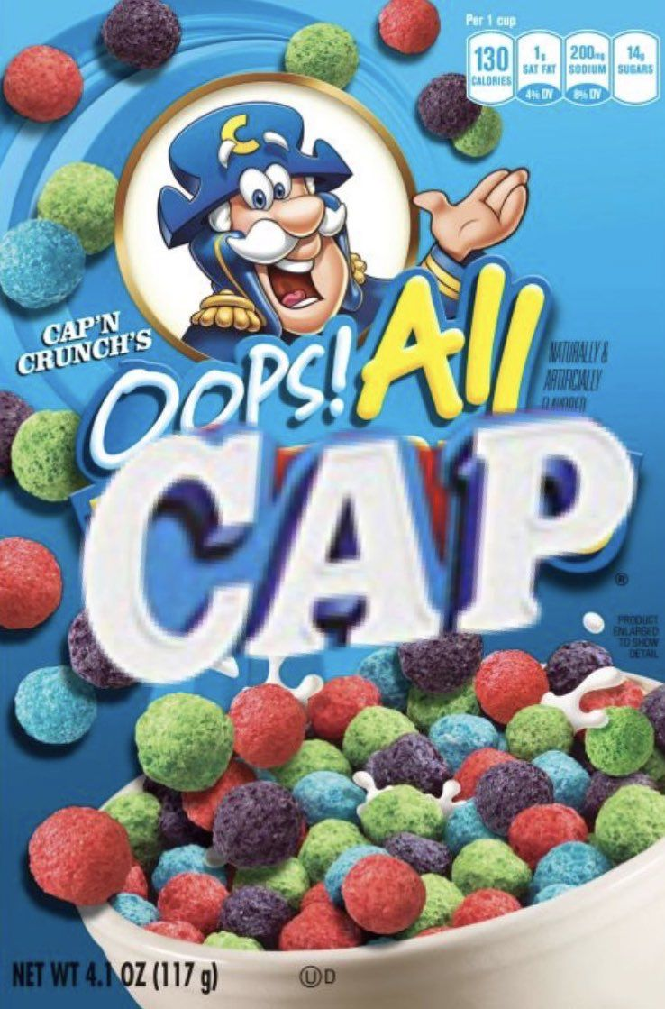 Captain Crunch Meme I thought this was r/ intentionalwesanderson. best wallpaper for mobile