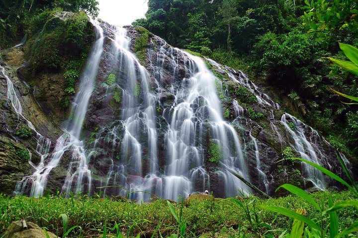 AWAO FALLS in Monkayo, Compostela Valley is a very special place in the Philippines.
