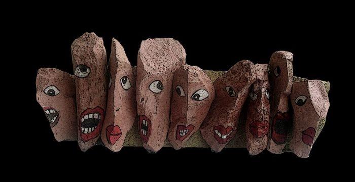 De Michela Bufani - Ana e os Bonecos