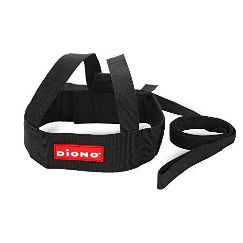 Diono - Correa para niños con arnés (cinta de 1,2 m), color negro Precio e informacion en la tienda: http://www.comprargangas.com/producto/diono-correa-para-ninos-con-arnes-cinta-de-12-m-color-negro/