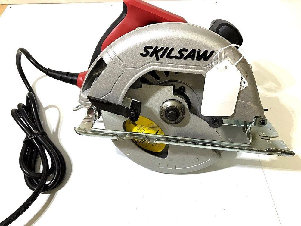 Pro Skilsaw 15 Amp 7 1 4 In Circular Saw Model 5587 New Free Shipping Skilsaw Skil Saw Model Circular