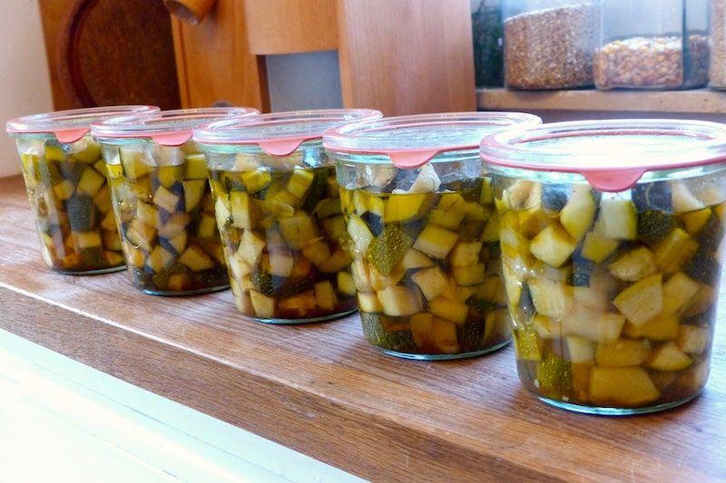 Photo of Preserving zucchini – preserving zucchini delicacy!