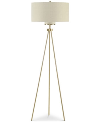 Ink Ivy Pacific Tripod Floor Lamp