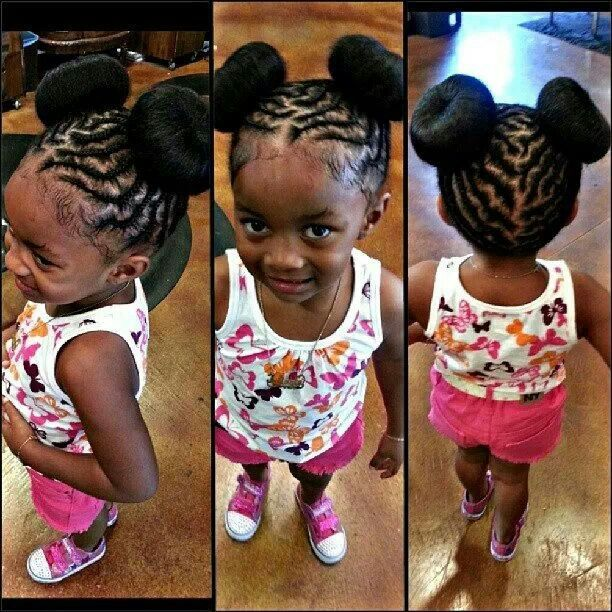 Surprising 1000 Images About Cute Braiding Styles For Kids On Pinterest Short Hairstyles For Black Women Fulllsitofus