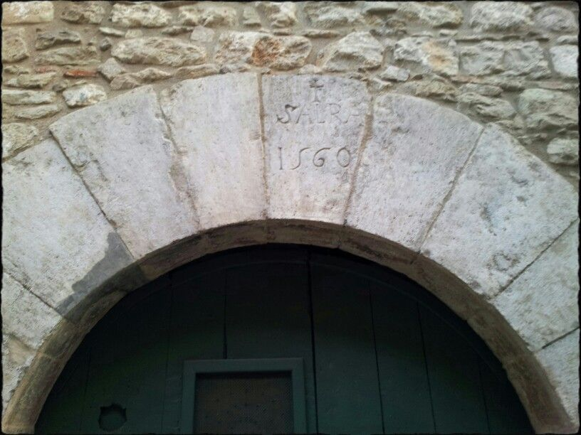 Llinda 1560. Girona. Catalunya.