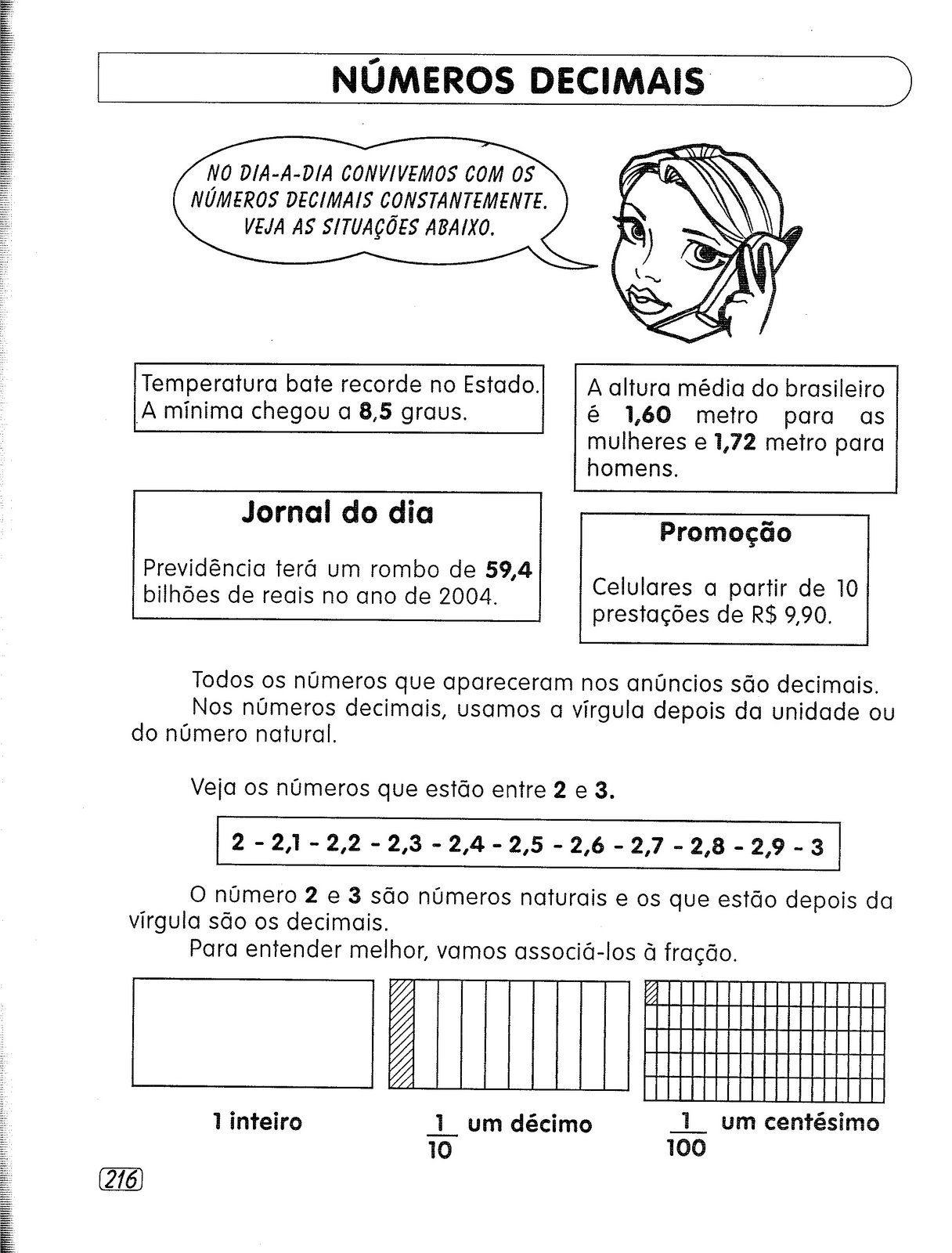 Ejalugarfeitopravoce Dia Dia Do Professor Da Eja 3 Atividades Com Numeros Decimais Atividades De Matematica 3ano Atividades De Ensino