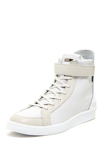 3443edbafb33 Adidas SLVR Cupsole High Top Sneaker