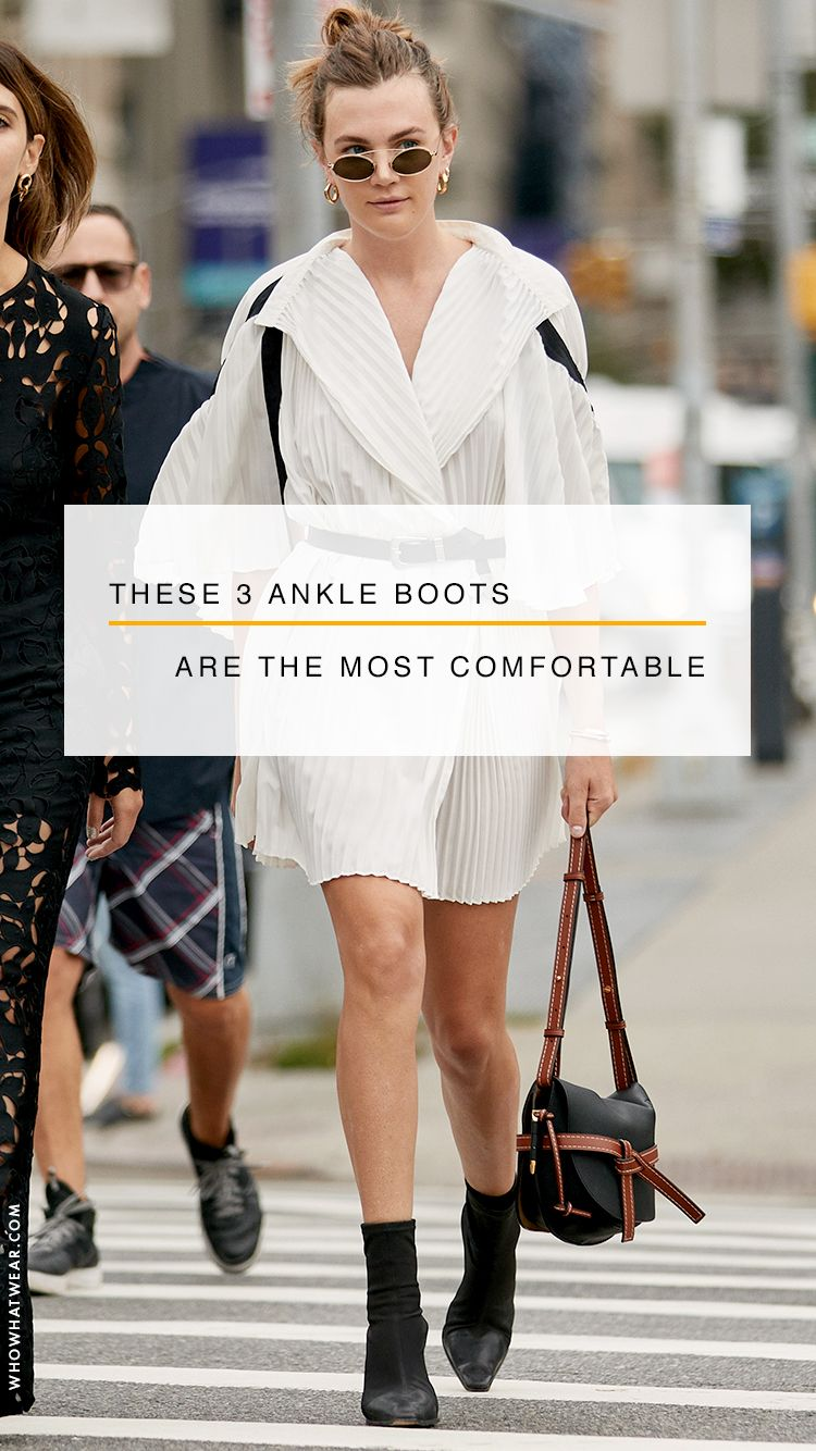 394f65f7b4d These 3 Ankle Boots Are Rated as the Most Comfortable | Tips ...