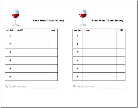 Whisky Tasting Notes Template Invitation Templates Blind Wine Tasting Wine Tasting Card Wine Tasting