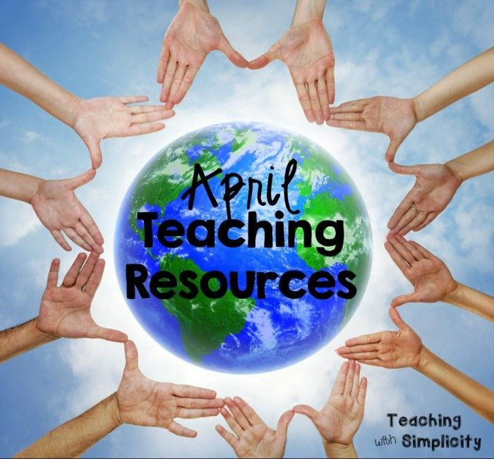 April Teaching Resources