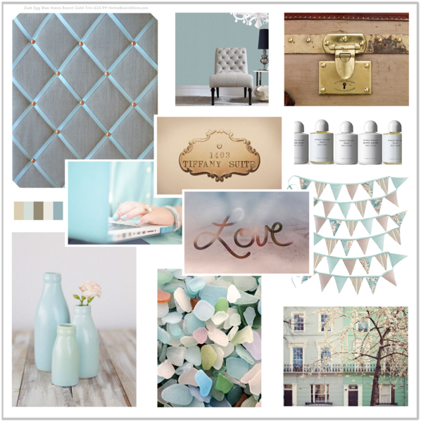 Duck Egg Blue Stone U0026 Grey, Chalk Paint Colour Inspired Mood Board. Interior  Decorating