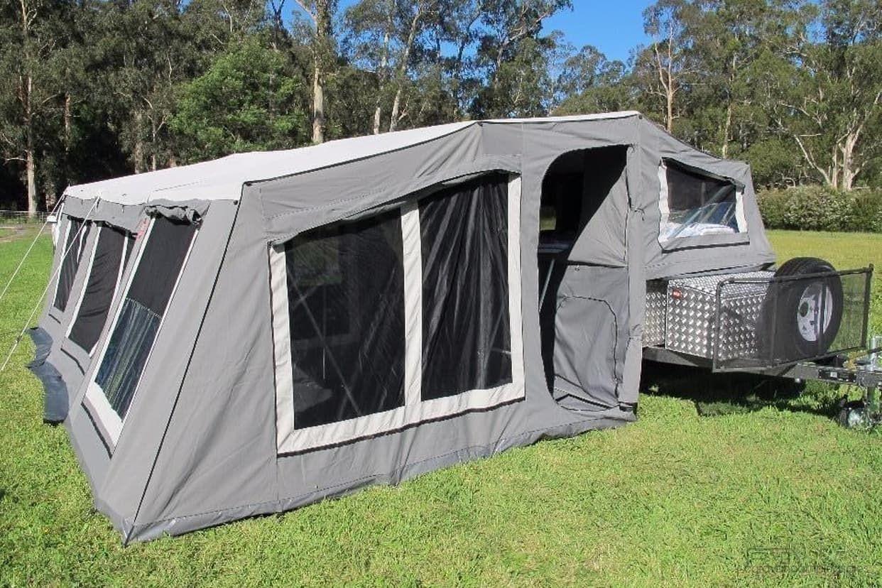 2018 Mars Campers Soft Floor Surveyor Off Road Camper Off Road Camper Trailer Camper Trailers