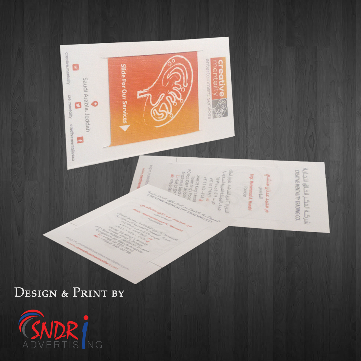 Pin by sndri advertising agency on graphic design services graphic design services business card design business cards card printing card designs lipsense business cards visit cards card patterns reheart Images