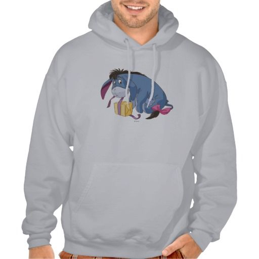 Eeyore Wrapping Gift Pullover