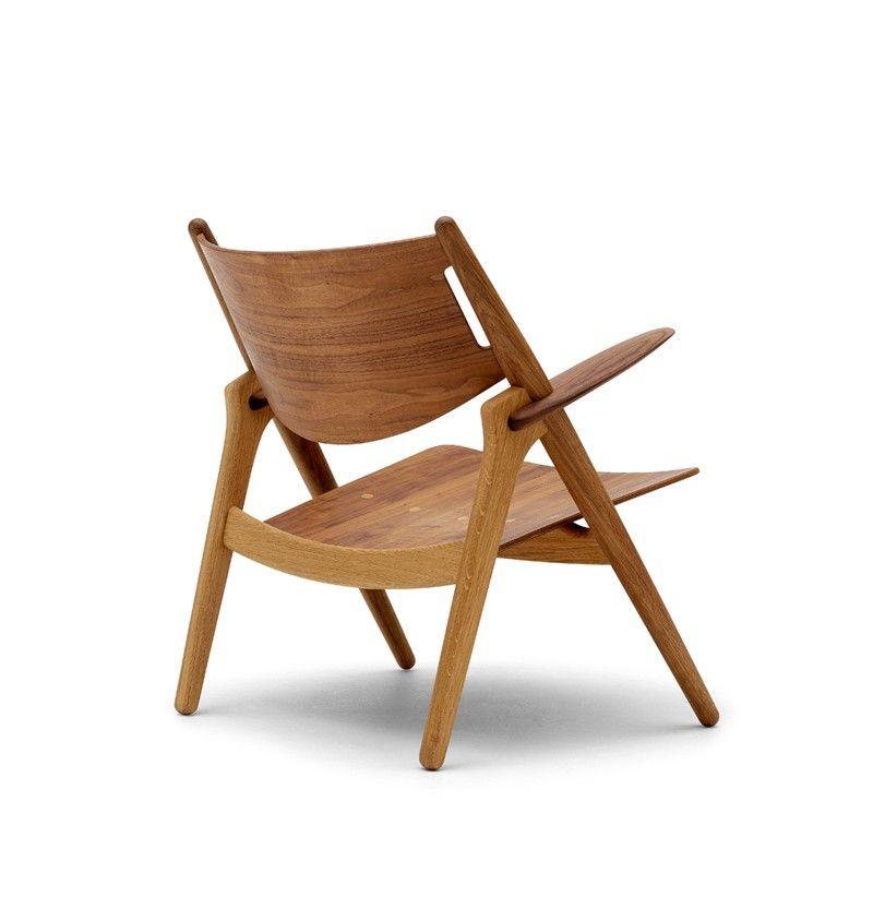 CH28 Lænestol af Hans J. Wegner. ✓ Definitionen på en
