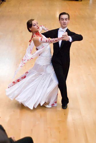 Dating a ballroom dancer