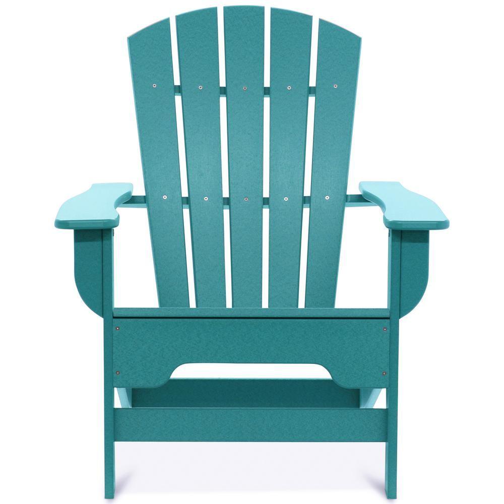 Durogreen Boca Raton Aruba Recycled Plastic Adirondack Chair
