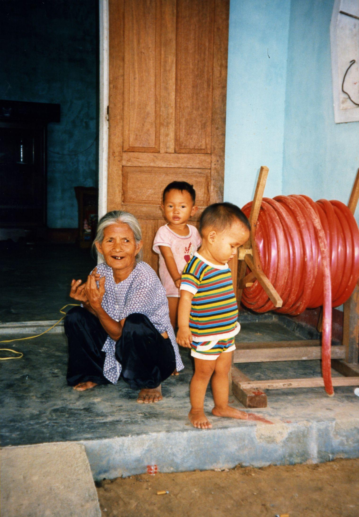 A My Son, il sito archeologico più suggestivo del Vietnam, in attesa del pranzo preparato solo per noi!
