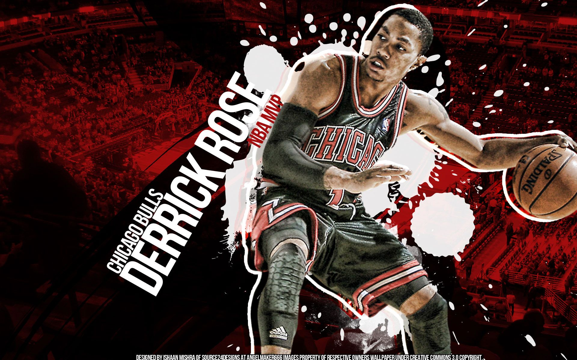 full hd desktop derrick rose wallpapers 1 - http://69hdwallpapers