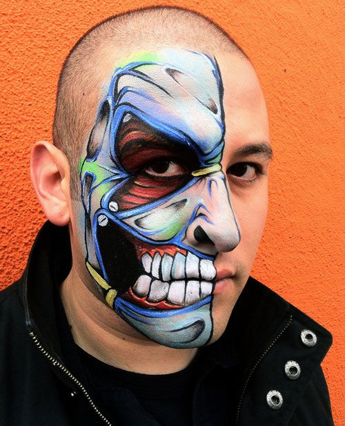 50 Inspiration Face Painting Ideas Face Painting Halloween Face