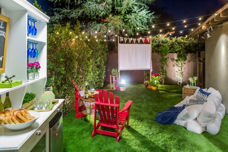 15 diy ways to create a backyard summer oasis hgtv