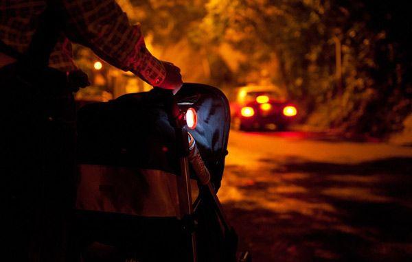 Kinderwagen-Beleuchtung: Tuning-Tipps für die dunkle Jahreszeit ...