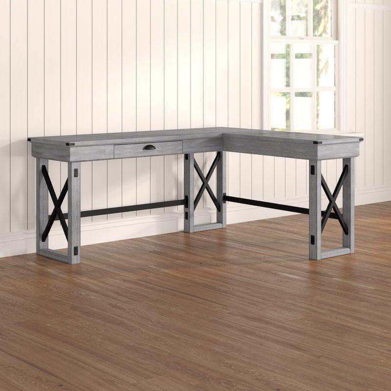Gladstone LShape Desk L shaped desk, Home, Furniture
