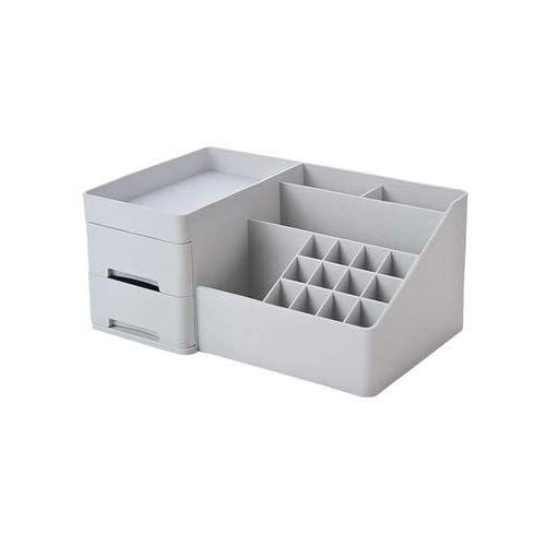 27e26dc0d Wuyue Hua - Caja de Almacenamiento para Maquillaje (tamaño pequeño,  Organizador de cosméticos,