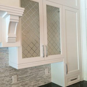 Decorative Gl Inserts For Cabinet Doors