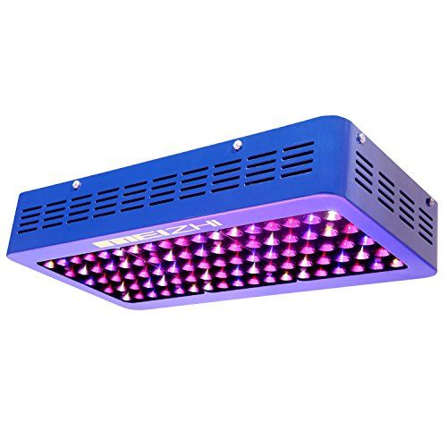 Meizhi Reflector Series 450w Led Grow Light Full Spectrum For Indoor Plants Veg And Flower Dual Growth Bloom Switch Daisy Chain Led Grow Lights Led Grow Grow Lights