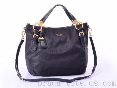 8b580ad0 Discount #Prada BR4303 Handbags in Black onnline sale ...