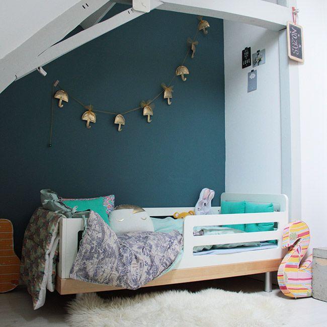 la chambre de suzon 2 ans plus tard chambre enfant d co pinterest lit enfant chambre et. Black Bedroom Furniture Sets. Home Design Ideas